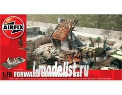 3381 Airfix 1/76 Forward Command Post