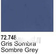 72748 Vallejo Sombre Grey