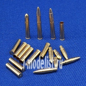 35P20 RB Model 1/35 Снаряды для Ammo for 75mm M2/M3 & OQF Mk V
