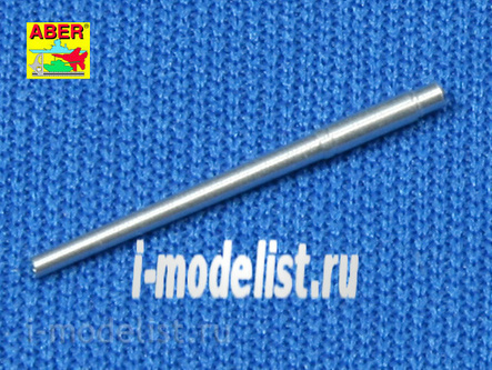 72 L-26 Aber 1/72 37mm M6 Us barrel for M8 Greyhound, M3, M3A1, M3A4 Lee