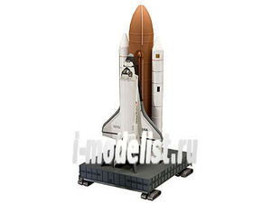 04736 Revell 1/144 Space Shuttle Discovery + Booster Rockets