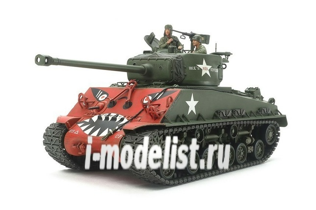35359 Tamiya 1/35 Sherman M4A3E8 Korean War