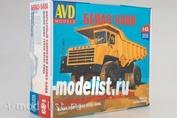 1330AVD AVD Models 1/43 dump truck BELAZ-540А