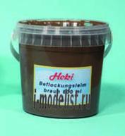 3401 Heki Клей для флока коричневый 500 мл