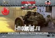 FTF022 First to Fight 1/72 Немецкая противотанковая пушка PAK-36 с расчётом.