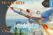 CP72004 Clear Prop! 1/72 Tupolov Tu-143