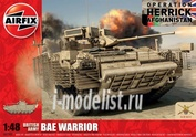 7300 Airfix 1/48 Британский БМП BAE Warrior