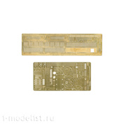 035262 Microdesign 1/35 photo-etched for the KV-1 Basic set