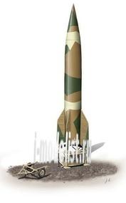 SA72003 Special Hobby 1/72 Ракета A4/V2 Rocket