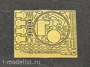 35013 Vmodels 1/35 Фототрааление для Panhard (экстерьер и интерьер башни ранних серий)