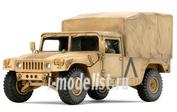 "32563 Tamiya 1/48 U.S. Modern 4x4 Utility Vehicle""Cargo Type"" с 1 фигурой водителя, 3 вар-та раскраски"