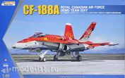 K48070 Kinetic 1/48 CF-188A Royal Canadian Air Force Demo Team 2017