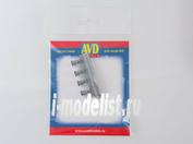 AVD143010804 AVD Models 1/43 Урна, 4 шт.