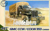 72044 Pst 1/72 Автомобиль Gmc Ccw/cckw 353