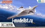 FD18001 Freedom 1/48 US NAVY X-47B UCAS