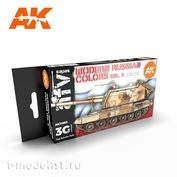 AK11663 AK Interactive Paint set