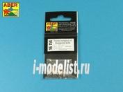 16 114 Aber 1/16 Turned imitation of Hexagonal bolts 1,75 x 2,20 mm x 25 pcs