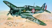 0841 Smer 1/72 Самолет Curtiss P-36/H.75 Hawk