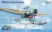 72017 Valom 1/72 Douglas TBD-1A Devastator (float)