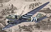 300 Roden 1/144 Самолёт Douglas C-47 Skytrain (Dakota Mk.III)