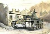 15652 Italeri 1/56 Sd. Kfz. 171 PANTHER Ausf.A (Кисть, клей и краска в комплекте)