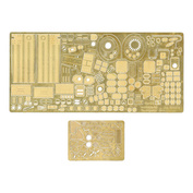 035376 Micro-Design 1/35 photo-Etching exterior of the Crocodile helicopter from Trumpeter