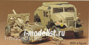 35044 Tamiya 1/35 Английский 25 Pdr. Gun and Quad Tractor