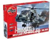10107 Airfix 1/48 Westland Lynx Navy Hma8 / Super Lynx