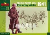 35013 Макет 1/35 Красная армия. Зима 1941 год