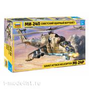 4812 Звезда 1/48 Советский ударный вертолет Ми-24П