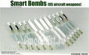 03305 Я-моделист клей жидкий плюс подарок Trumpeter 1/32 US aircraft weapons-guided bombs