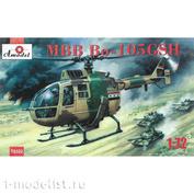 72322 Amodel 1/72 Вертолёт Во-105ГШ Ирак