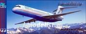 14402 PasModels 1/144 Самолет Boeng 717-200 (смола)