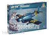 2757 AIRCRAFT Italeri 1/48 AD-4W SKYRAIDER