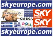pas048 PasDecals 1/144 Декали Боинг 737-700 Sky Europe