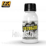 AK-665 AK Interactive Texturizer Acrylic Resin 100 ml (средство для текстуризации на акриловой смоле)