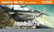 8281 Eduard 1/48 Самолет Spitfire Mk. IXc late version ProfiPACK