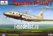 1444 Amodel 1/144 Самолет Ильюшин Ил-12 Д/Т