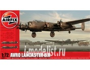 8001 Airfix 1/72 Avro Lancaster BII