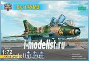 72050 Modelsvit 1/72 Самолет разработки ОКБ Сухого тип 17УМ3