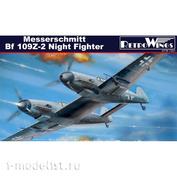 RTW7201 Retro Wings 1/72 Истребитель Messerschmitt Bf 109Z-2 Night Fighter