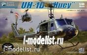 KH80154 Kitty Hawk 1/48 UH-1D/H