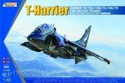 K48040 Kinetic 1/48 T-Harrier T2/T2A/T2N/T4/T4N/T8 Two Seater Trainer
