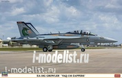 07390 Hasegawa 1/48 EA18G Growler VAQ-130 Zappers Limited Edition