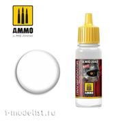 AMIG2042 Ammo Mig Акриловый разбавитель для достижения у краски полупрозрачного эффекта ( матовый) TRANSPARATOR MATE 17 mL