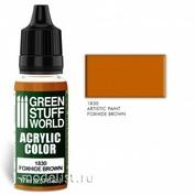 1830 Green Stuff World Акриловая краска цвет