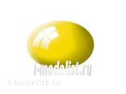 36112 Revell Aqua yellow glossy paint