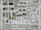 73406 Eduard 1/72 Фототравление для Hellcat Mk.II S.A.