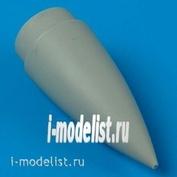QB72 183 QuickBoost 1/72 Набор дополнений MiG-29A fulcrum correct nose
