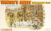 6162 Dragon 1/35 Winter's Onset (Near Moscow 1941)
